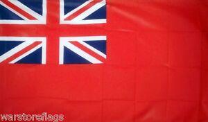 "RED ENSIGN NAVAL FLAG 18""X12""NAVY BRITISH BRITAIN FLAGS BOATS CARAVANS UK SHIPS"