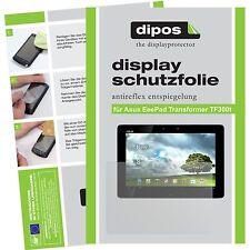 Dipos Antireflex Displayschutzfolie für Asus EeePad Transformer TF300t