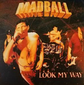 MADBALL LOOK MY WAY MUSIC ON VINYL RECORDS VINYLE NEUF NEW VINYL LP REISSUE