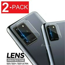 For Galaxy S20 Ultra S20+ S20 Camera Tempered Glass Lens Protector Cover 2Pcs
