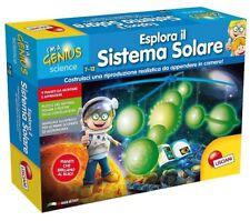 Lisciani - Piccolo Genio - Esplora il Sistema Solare