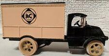 Allis Chalmers, 1926 Mack Bulldog Truck, Coin Bank Replica