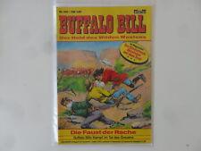 Bastei - Hansrudi Wäscher - Buffalo Bill - Nr. 596 - Zustand: 1