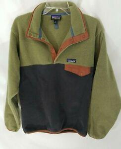 Patagonia Snap T Synchilla Multicolor Pullover Fleece Mens S
