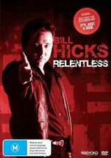Bill Hicks - Relentless (DVD, 2015) - Region 4