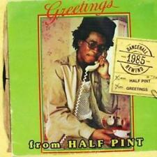 Half Pint : Greetings CD (2008) ***NEW*** Highly Rated eBay Seller, Great Prices