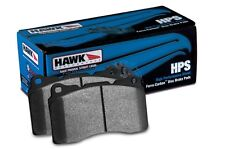 Hawk HPS Front Brake Pad Set (w/ Brembo Calipers) - 17'+ Fiat 124 Spider