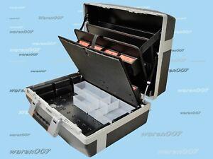 Hartschalenkoffer Werkzeugkoffer DIAMANT 35 178077 17 8077  Fa. Cimco Raaco NEU