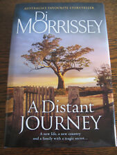A DISTANT JOURNEY by DI MORRISSEY - SHEEP STATION RIVERINA NSW  2016 HBDJ