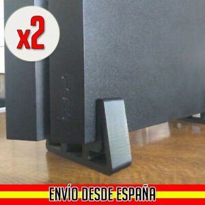 🎮 SOPORTE VERTICAL PLAYSTATION 🎮 - ¡Soportes para PS4 FAT, SLIM y PRO!