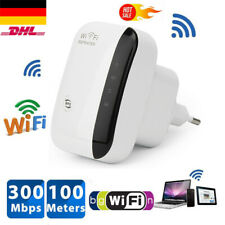 WIFI Repeater Booster Router Range Extender Wireless Signal Verstärker WLAN DHL