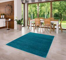 Teppich Kurzflor 2900g/m² Einfarbig Violett Beige Braun Grau 80 120 140 160 200