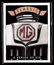 classico MG - Collectors CARTA Set - A B C TF Nano & MAGNETTE ILLUSTRATO