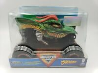 2020 MONSTER JAM SPIN MASTER DRAGON 1:24 SCALE VHTF NEW FREE SHIPPING