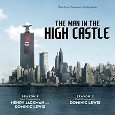 Man in The High Castle Seasons 1 & 2 Dominic Lewis CD