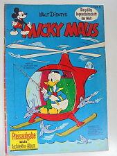 1x Comic - Micky Maus Nr. 42 - 1967 - Walt Disneys- Zustand 2-3