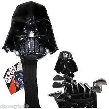 NUOVO Ufficiale Star Wars Darth Vader GOLF RESCUE o Ibrida Legno Cover.