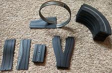 Aurora Model Motoring 30 Piece Track Lot Loop, Squeeze, Bridge, Straight, Radius