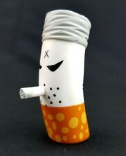 Kozik Smokey Kidrobot Mongers Menthols Filtered Smoking Cigarette 2007 Art