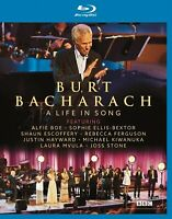 BURT BACHARACH - A LIFE IN SONG  BLU-RAY NEW+
