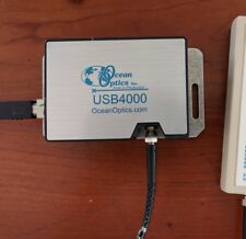 USB-4000 Ocean Optics spectrometer UV-VIS 198-533 nm, no slit, with linear lens,