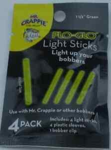 """Betts FGS437-4G 1-1/2"""" Flo Glo Light Sticks"""