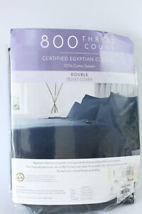 House of Fraser 800TC Egyptian Cotton Double Size Duvet Cover