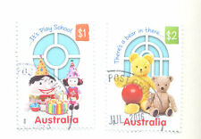 Australia-Play School 50th ANNIV bene usato CTO 2016