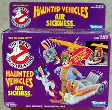 The Real Ghostbusters Haunted Vehicles Air Sickness Vehicle MISB NEW 1986 Sealed