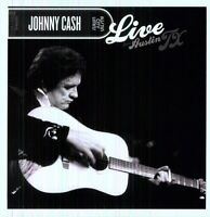 Johnny Cash - Live from Austin TX [New Vinyl]