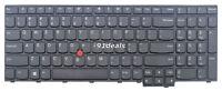 Original New For Lenovo IBM ThinkPad E570 E570c E575 laptop US Black Keyboard