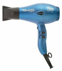 Parlux Advance Light Blue Dryer Hair Ionic Professional 2200W 3 M. Of Cable