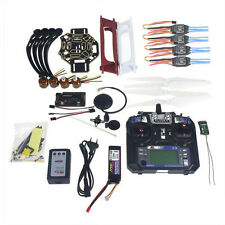 Full Set DIY Drone 4-axis Aircraft Kit F450 Frame APM2.8 GPS APM2.8 6CH FS-i6