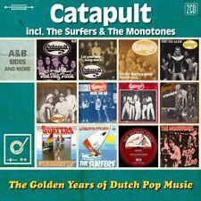 Catapult & Monotones - The Golden Years Of Dutch Pop 2-cd