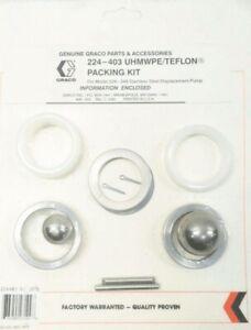 GRACO 224403 Repair Kit For 224350 5:1 Monark & 224-349 10:1 President Drum Pump