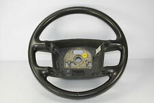 VW Phaeton leder Lenkrad, braun / leather steering wheel in brown