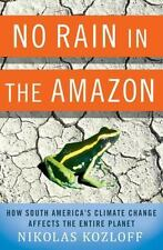 No Rain in the Amazon: How South America's Climate Change Affects the Entire Pla