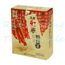 Korean Red Ginseng Extract Granule Tea Root 100Bags Panax Saponin Anti-Fatigue