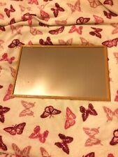 Cane / Bamboo Framed Mirror
