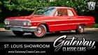 1963 Chevrolet Bel Air/150/210  Red 1963 Chevrolet Bel Air  409 CID V8 4 Speed Manual Available Now!