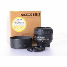 Nikon AF-S 1,8/50 G Standardobjektiv - Nikon AFS Nikkor 50mm 1:8G - #JAA015DA
