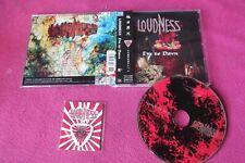 JPN w/Obi  - Loudness  – Eve To Dawn _  w/ Gt-pic _  TKCA-73695
