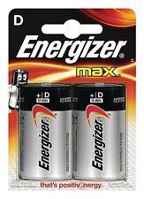 Energizer Max Alcaline D/LR20 1-BLISTER