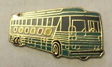Tour Bus Lapel tie pin badge cap hat school passenger coach