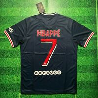 Mbappe Paris Saint-Germain 20/21 Home Jersey (1 Day Shipping)