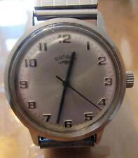 Nice Gents Vintage Mechanical Rotary Wristwatch GWO