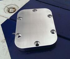 TDS - PTO Cover, Blank, DIY, SAE, Transmission, Transfer Case, USA Made!