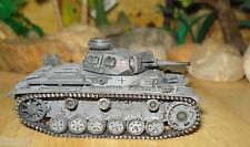 ADMIRAL Pz-III-H Die-Cast 1/72 GERMAN WW2 Tank 2004 OOP LOOSE NO TAG PANZER TANK