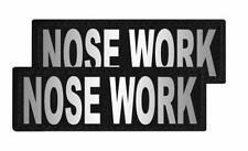 Nose Work Patch Patch Reflective Extra Label Tag for Dog Harness
