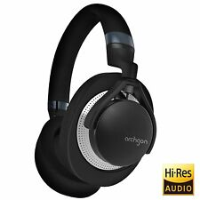 Archgon High-Resolution Audio Over-Ear Headphone - Silver